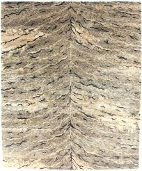 area rugs wool metropolitan hand knotted wool brown area rug wool and silk blend area rugs