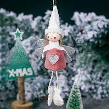 Niedlichen Engel Plüsch Puppe Weihnachten Dekorative