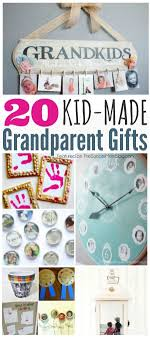finding meaningful grandpa gifts can be a challenge so why not make them instead these meaningful diy kid made crafts will be trered forever