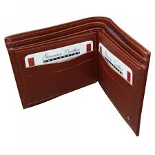 top quality genuine leather wallet for men