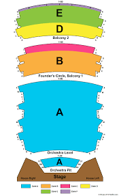 Reasonable The Peace Center Greenville Sc Seating Chart 2019