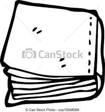 closed book cartoon csp15548068