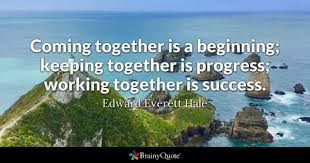 Together Quotes Impressive Together Quotes BrainyQuote