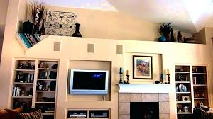 decoration apartments vaulted ceiling decorating ideas inside living room ledge cathedral wall