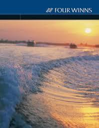 four winns horizon  2006 2008 four winns horizon 180 190 183 203 200 210 220 240 260 boat owners manual