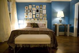 bedroom dark blue bedroom wall paint color design combine white bedding sets plus fl pattern