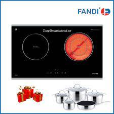 Bếp điện từ Fandi FD-020IH - Siêu thị Nhà bếp Đức Thành