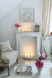 decorative fireplace mantel ornaments pillar candles white christmas  mantelpiece home design decode