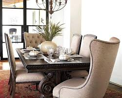 upholstered dining room sets overwhelming chairs with regard to cloth remodel 16