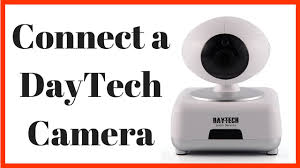 Connect a <b>DayTech</b> IP Camera to a Second iPhone - YouTube