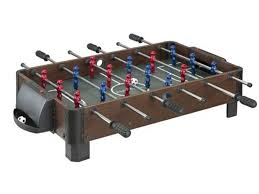 Miniature Wooden Foosball Table Game The Best Foosball Tables of 100 Portable Professional and Beyond 80