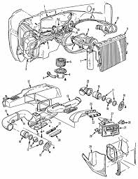 lemans gto air conditioning parts