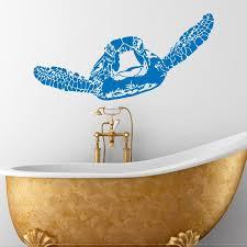 <b>Wall Decal Turtle</b> Sticker Sea Animals <b>Tortoise Tortoiseshell</b> Decals ...