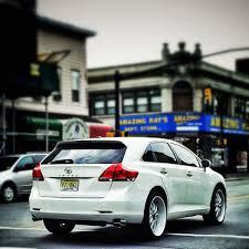 Toyota Venza with Aftermarket Wheels | Toyota | Pinterest | Toyota ...