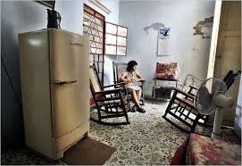 Last month at building science summer camp, dr. Cuba Fidel Castro Refrigerators Home Appliances The New York Times
