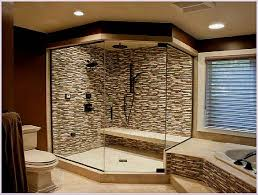 Bronze Mirror Bathroom Bathroom Shower Ideas For Small Bathrooms Glass Panel And Brown