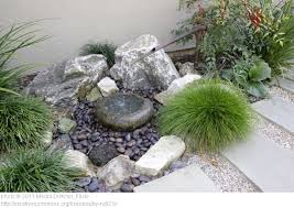 Japanese garden landscape simple feature