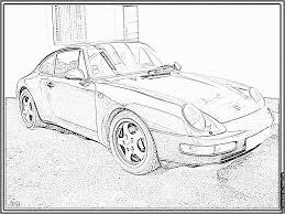 Imprimer V Hicules Voiture Porsche Num Ro 106194