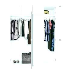 free standing closet ikea stand alone closet stand alone closet coat wardrobe build racks amazing free