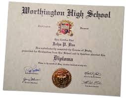 buy a fake high school diploma online  hs d01 fake high school diploma sample