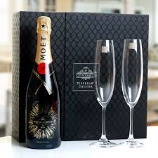 an image below to zoom in moet chandon chagne in crystal flute gift box