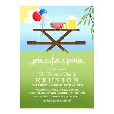 Family Reunion Invitation Cards Reunion Invitation Template Family