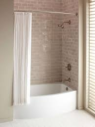 jetted bathtub shower combo inspirational 50 tub and shower bo ideas amazing