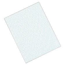 1 8 inch graph paper graph paper at office depot