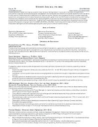 Operations Manager Resume Sample Operations Manager Resume Template
