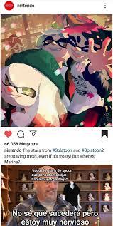 Top memes de splatoon 2 en español ...