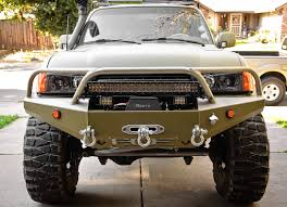 AOE bumper on an 80 LC | Toyota Off Road | Pinterest | Rigs, 4x4 ...