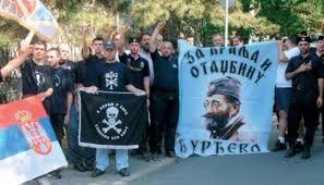 Image result for cetnici opet u visegradu