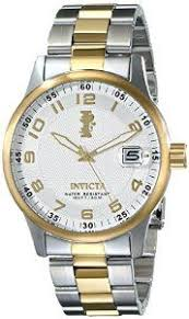 17 meilleures images à propos de gold and silver watches sur invicta men s 15260 i force 18k gold ion plating and stainless steel watch