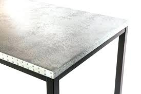 zinc top round dining table zinc top dining table the dining tables top zinc top dining table for zinc sheets zinc top dining table
