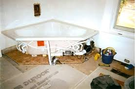 bathtubs corner jetted tub 2 person corner jetted tub pictures bathroom good corner tub for