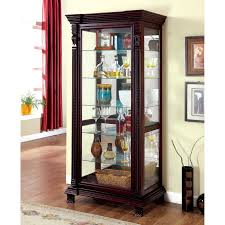 Furniture of America Blaire Traditional Espresso Curio Cabinet - Free  Shipping Today - Overstock.com - 17406733