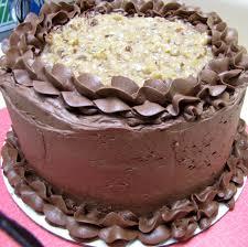 Decorated German Chocolate Cake Similiar German Chocolate Birthday Cake Keywords