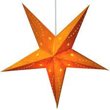 Batra Indische Sterne Papierstern Dekoration