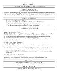 Legal Resume Format 12 Attorney Example Nardellidesign Com