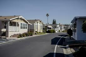Million Dollar Mobile Homes In Silicon Valley Even Mobile Homes Are Getting Too Pricey For