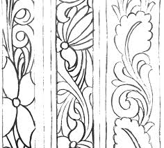 free printable leather tooling patterns 230521 jpg