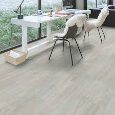 Kitchen Floor Tiles Bq Step Paso Light Grey Oak Effect Waterproof Luxury Vinyl Flooring