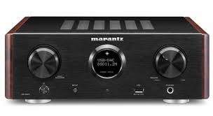Стерео усилитель с <b>ЦАП Marantz</b> HD-AMP 1 - hi-fi.com.ua