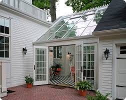 Interior Cute Picture Of Small Sunrooms Decoration Using Glass
