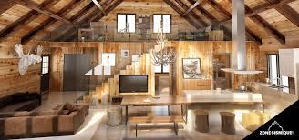 Chalet Design Contemporain Inspirations