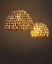 organic lighting fixtures. Wonderful Lighting Hanging Lamp Largeu0026nbsp 50cm X 30cmH Smallu0026nbsp 31cm Intended Organic Lighting Fixtures A