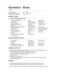 Resume Double Major Resume Online Builder