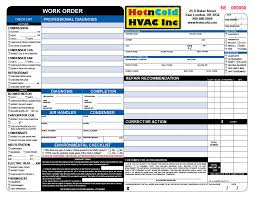 save money on estimate forms for hvac business wilson printing 8 ways to save money on invoices and estimate forms for hvac business