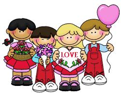 Image result for happy valentines kids