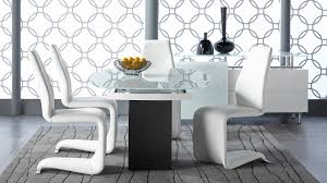 White Extension Dining Table Era Extension Dining Table